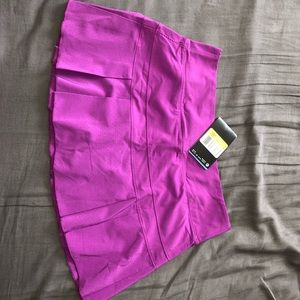 Nike Skirts - Nike Womens Skirt Skort Tennis Pleated Rare Color